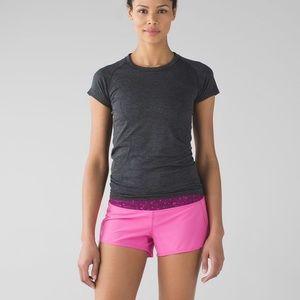 Lululemon Speed Short Pink Paradise Size 4